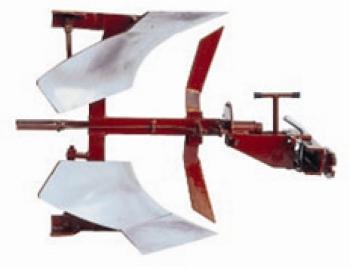 Aratro reversibile v180 con attacco registrabile at aldo for Aratro per motocoltivatore goldoni